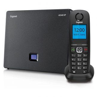 Gigaset A540 IP bezprzewodowy zestaw ze słuchawką