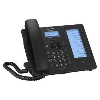 Panasonic KX-HDV230 Czarny - Rzut prawy