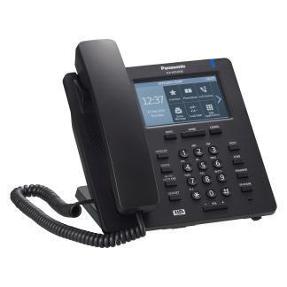 Panasonic KX-HDV330 Czarny - Rzut prawy