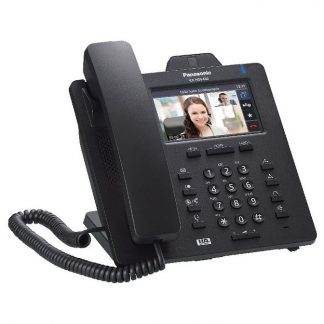 Panasonic KX-HDV430 Czarny - Rzut prawy kolor