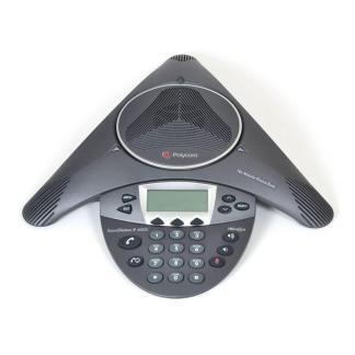 Telefon konferencyjny Polycom SoundStation IP 6000 - Front
