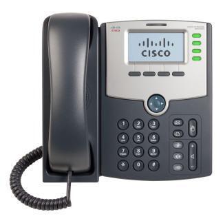 Cisco SPA504G - Front