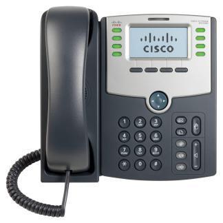 Cisco SPA508G - Front